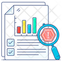 Risk Assessment Risk Analysis Risk Examiner Icon