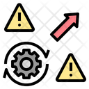 Risk Assessment Danger Icon