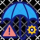 Risk Management Assurance Cog Icon