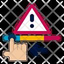 Risk Minimization Risk Minimum Risk Icon