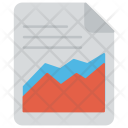 Risk Reward Graph Icon