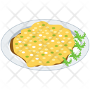 Risotto Milanese Platter Icon