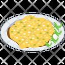 Risotto Milanese Italian Cuisine Italian Food Icon