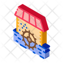 River Thermal Station Icon
