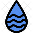 Riverwater Groundwater Natural Icon