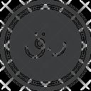 Riyal Icon