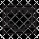 Rj Port Icon