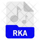 Rka File Format Icon