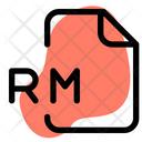 Rm File Audio File Audio Format Icon