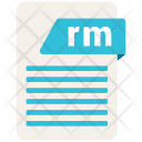 Rm file Icon