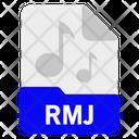 Rmj file Icon