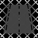Road Lane Travel Icon
