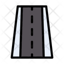 Road Track Highway Icon