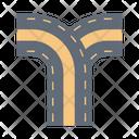 Road Highway Engineering Icon