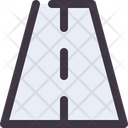 Road Highway Navigation Icon