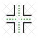 Road Linked Icon