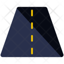 Road Path Way Icon
