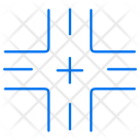Road Sided Junction Icon