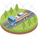 Road Assistance Icon