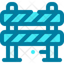 Road Barrier Traffic Barrier Traffic Icon