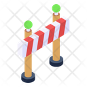 Barrier Barricade Traffic Barrier Icon