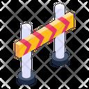 Barrier Impediment Traffic Barrier Icon