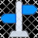 Road Board Icon