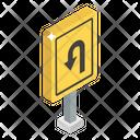 Road Sign Road Boar Road Symbol Icon