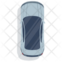 Road Car Transport Cab Icon
