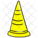 Road Barrier Traffic Cone Road Work Icon