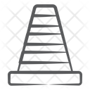 Traffic Cone Road Cone Cone Pin Icon