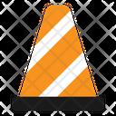 Cone Traffic Sign Icon