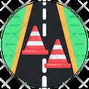 Road Cones Icon