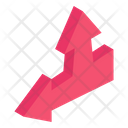 Road Direction Icon
