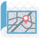 Road Location Icon
