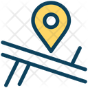 Route Direction Road Icon