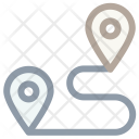 Road Location Icon