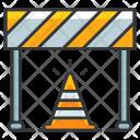Road maintenance Icon