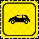 Road Pointer Car Icon