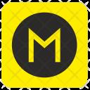 Road Pointer Metro Icon