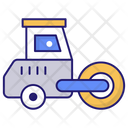 Road Roller Road Roller Icon