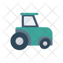 Road Roller Vehicle Icon