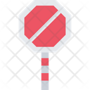 Road Sign Direction Signpost Icon