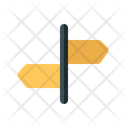Road Sign Icon