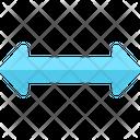 Road Symbol Reverse Location Arrow Icon