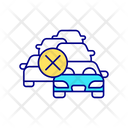 Road Traffic Problem Road Smart Icon