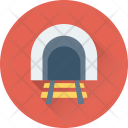 Road Tunnel Icon