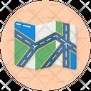 Roadmap Icon