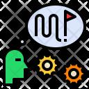 Roadmaps Icon