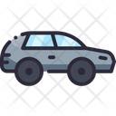 Car Roadster Vehicle Icon